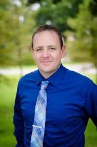 UF Portrait Kevin Otto