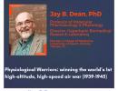Social & Science – Jay Dean, PhD October 15, 2019